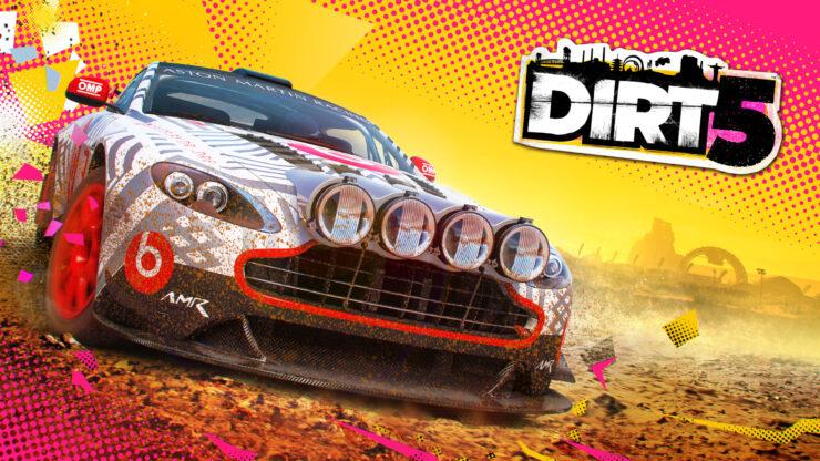 Dirt 5 DualSense