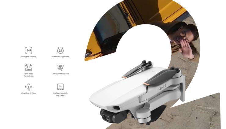DJI Mavic Mini 2 features, price release date announced