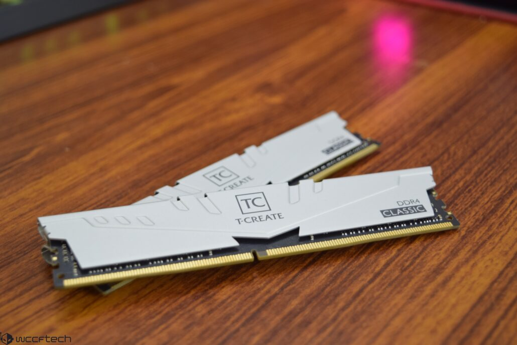 Teamgroup T-Create 64 GB (2 x 32 GB) 3200 MHz CL22 DDR4 Memory Kit Review _4