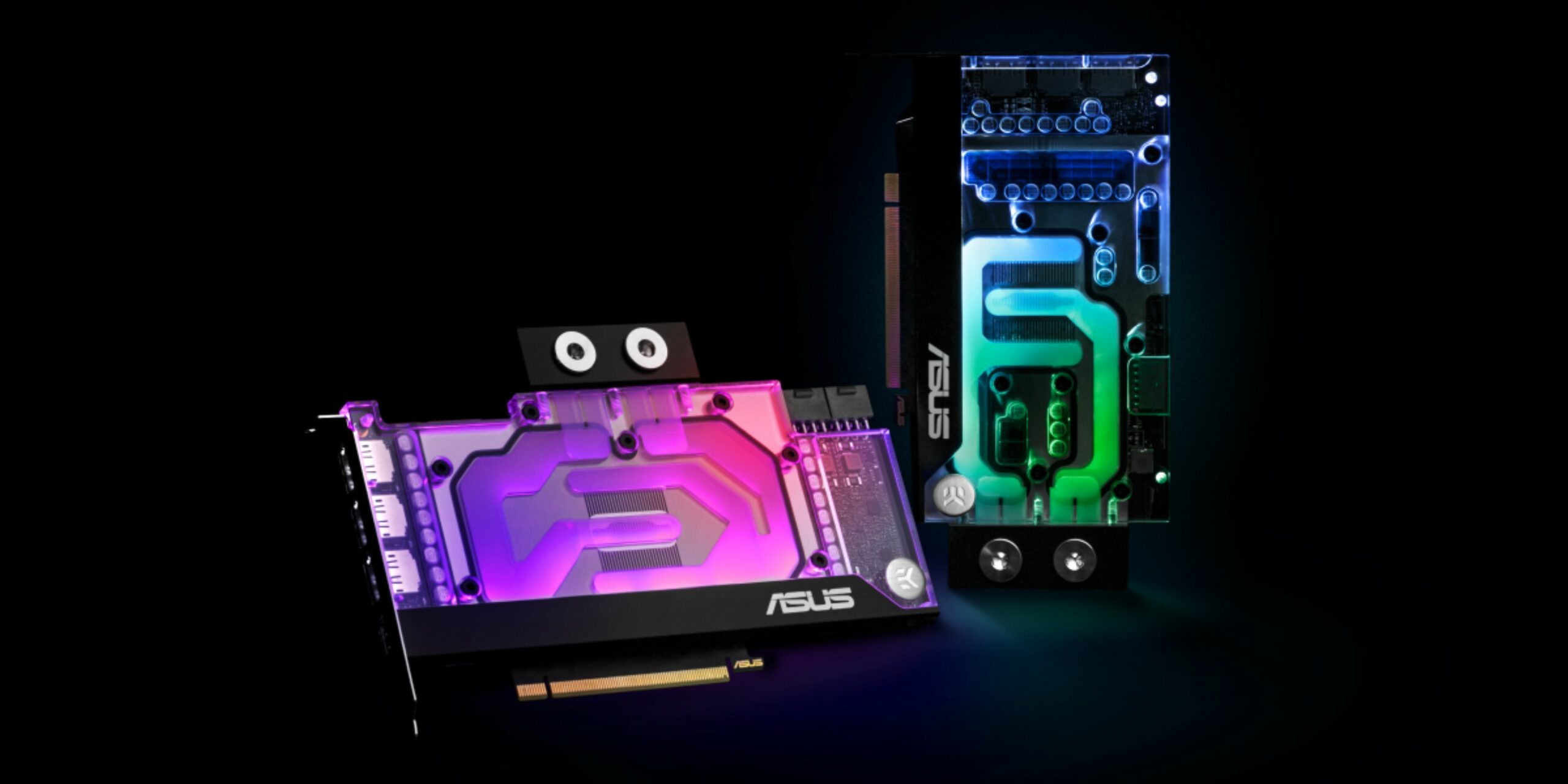 Image of article 'ASUS EKWB GeForce RTX 30 Liquid Cooled Graphics Cards Unveiled'