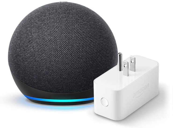 Pay just $33.99 for Echo Dot and Smart Plug this Black Friday
