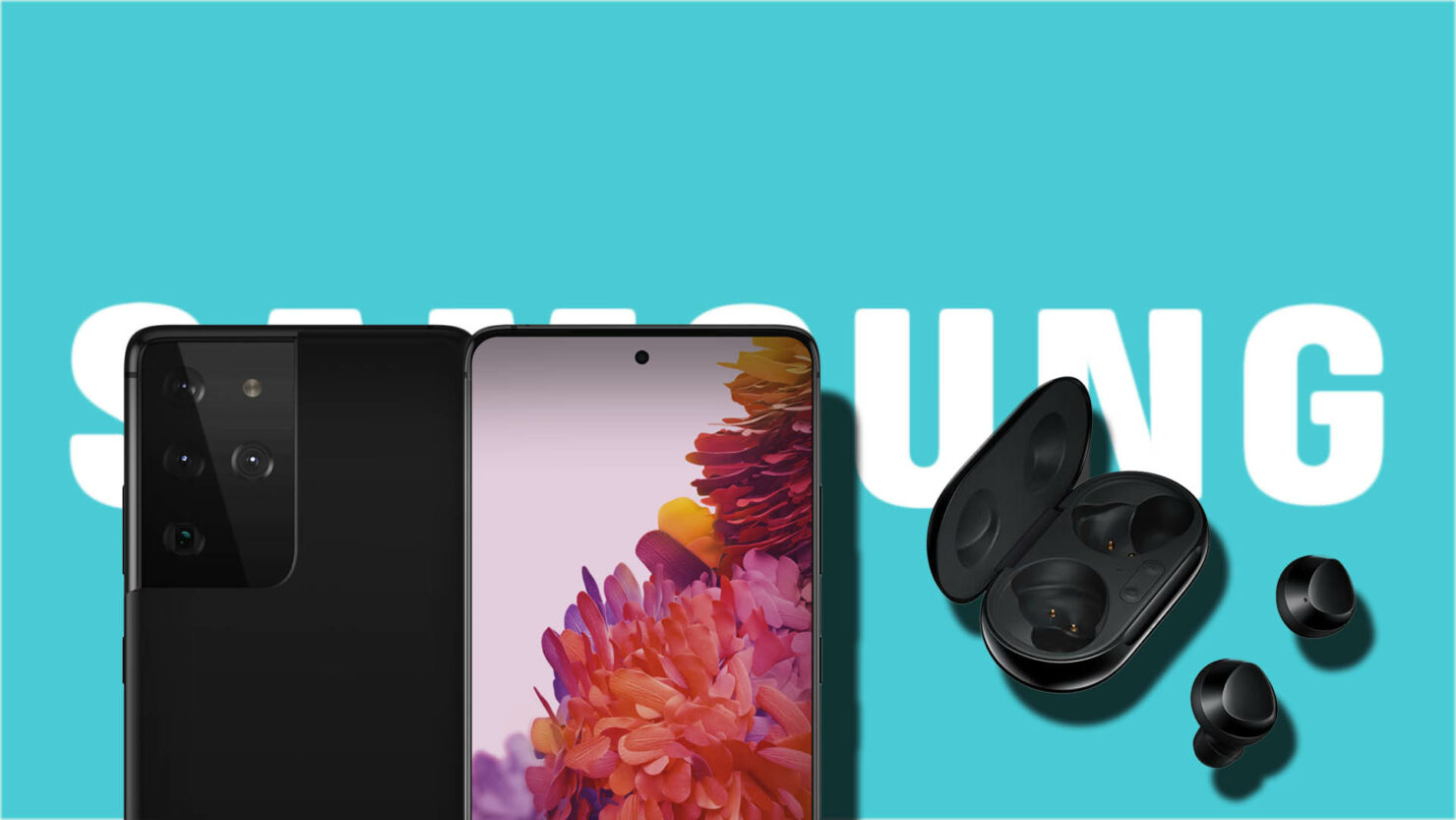 Every Galaxy S21 Model Might Come Bundled With Samsung's Wireless Galaxy Buds Beyond Instead of Wired AKG Earphones