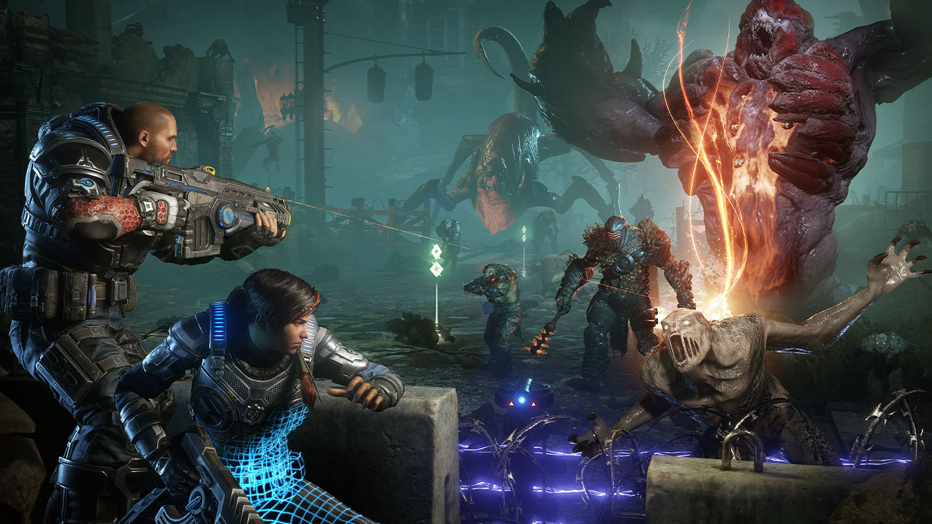 Gears 5 Xbox Series X Upgrade Adds Features Not Available in the PC Release, New Video Analysis Confirms