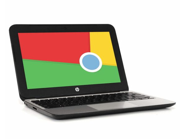 "HP Chromebook V2W30UT  11"" Laptop (Grade B)"
