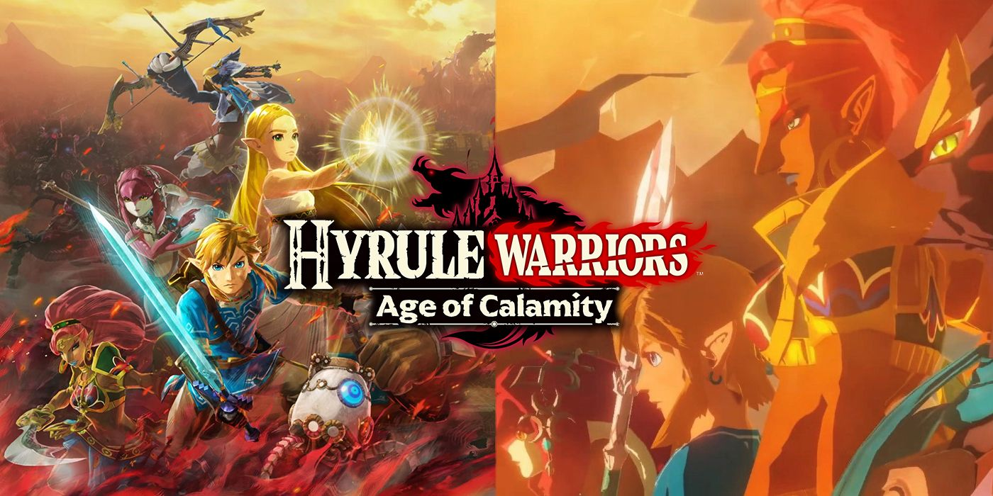 Hyrule Warriors Age Of Calamity New Video Shows Demo Running At 8k Resolution On Pc
