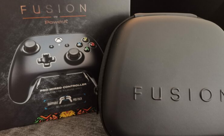 PowerA Fusion Pro Wired controller Xbox Series X|S
