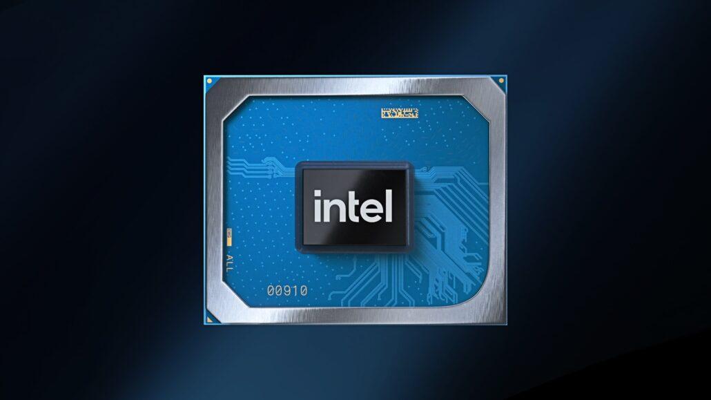 Intel DG1 chip 2