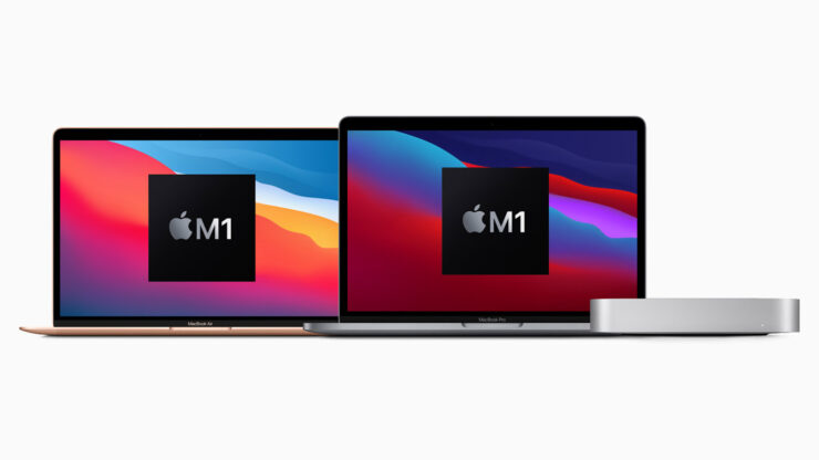 M1 Mac Models Can Support up to Six External Monitors, Provided You Have Compatible Adapters With You