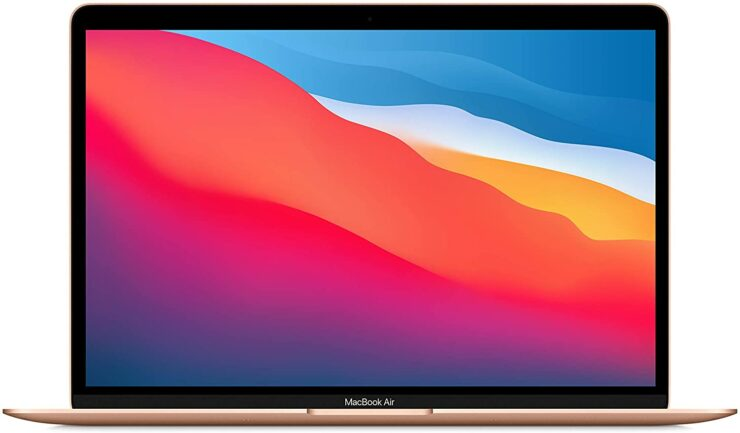 M1 MacBook Air With 512GB Storage, Gold Version Now $50 Cheaper on Amazon [New Price - $1,199]