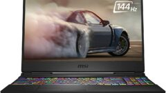 MSI GL65 Leopard 15.6-inch Gaming Laptop With 144Hz Display, RTX 2070 Gets a $300 Discount for Black Friday 2020