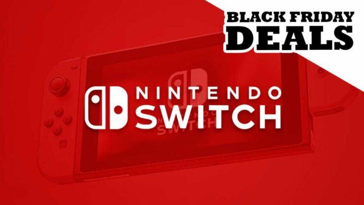 Nintendo's eShop Black Friday 2020 Deals