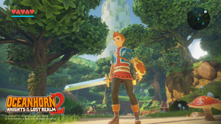Oceanhorn 2: Knights of the Lost Realm Review – Lost In Zelda Conventions
