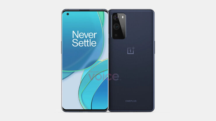 OnePlus 9 Pro Renders Smile for the Camera with a Familiar Face