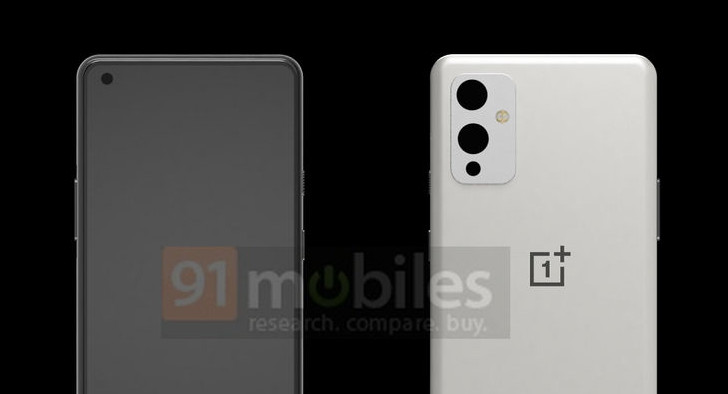 OnePlus 9 Sports a Familiar Design in These Leaked Renders
