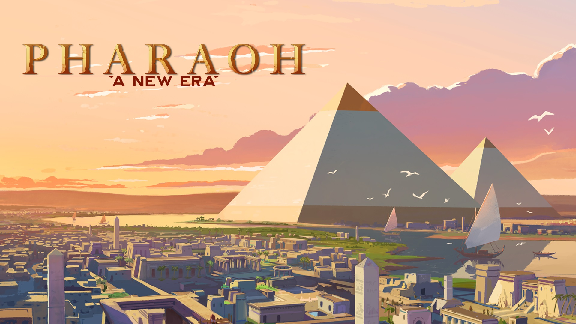 Pharaoh: A New Era Preview – On the Banks of the Nile