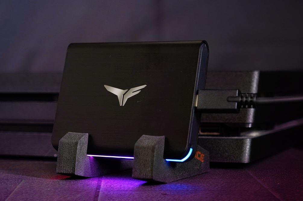 Treasure Touch RGB SSD