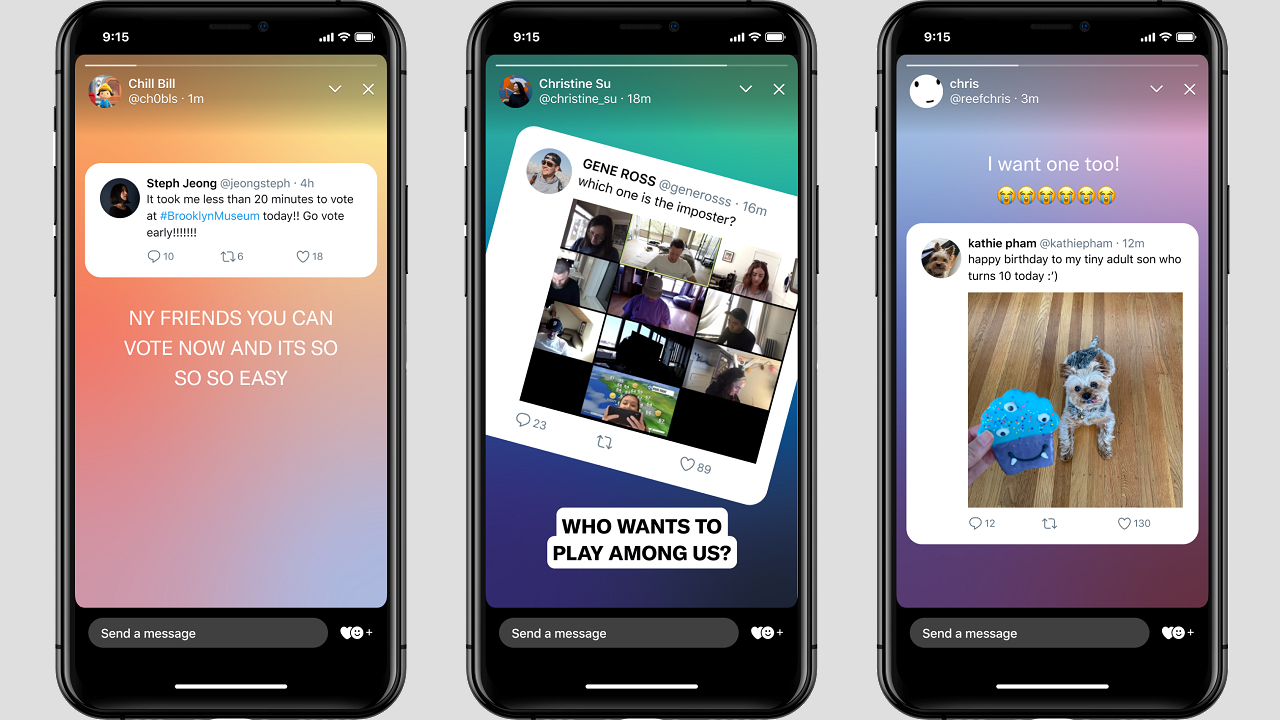 Twitter Rolls Out Instagram Story-Like Feature Called Fleets