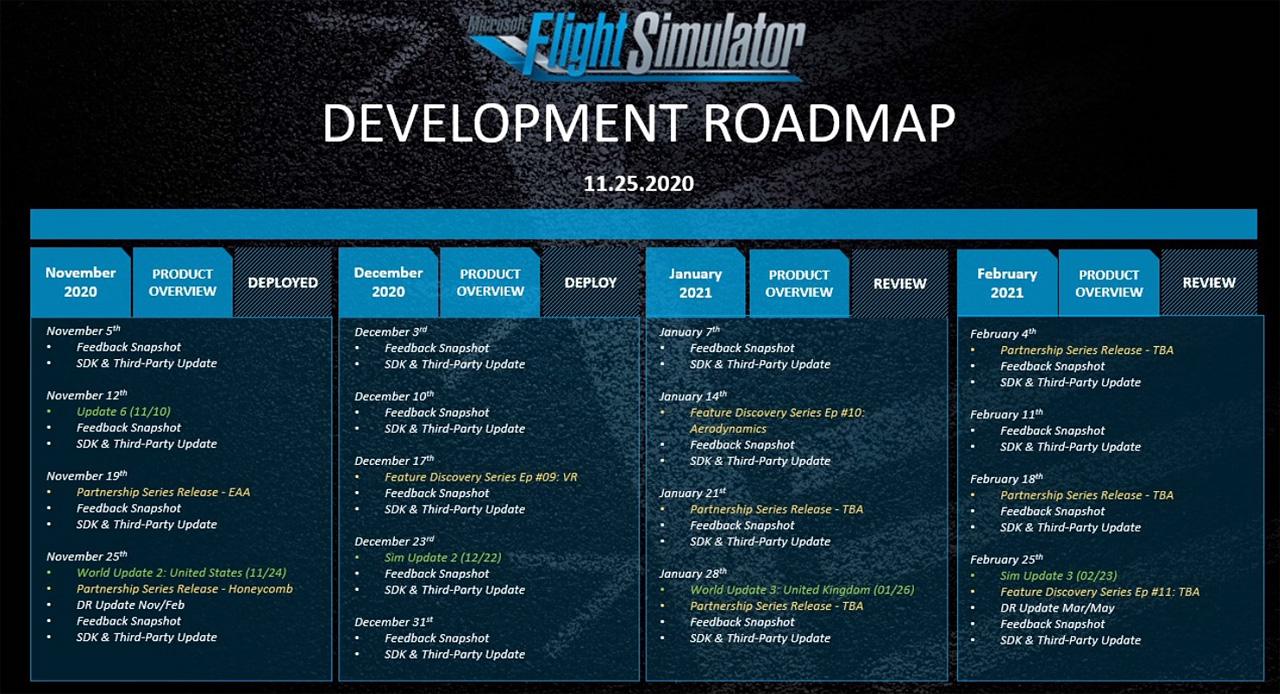 Microsoft Flight Simulator US World Update Out Now, UK ...