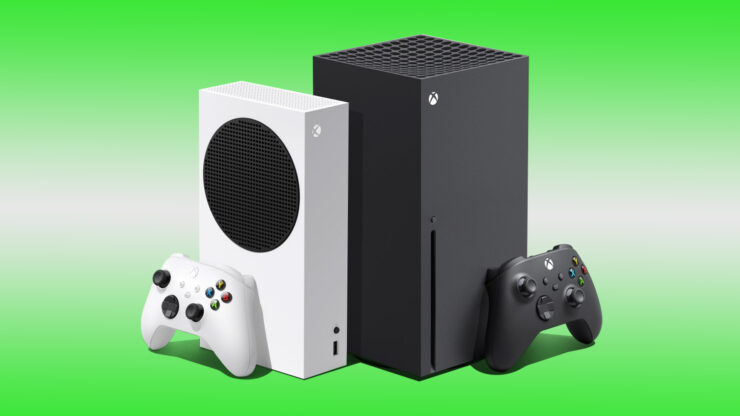 Microsoft Xbox Series X and S Next-Gen