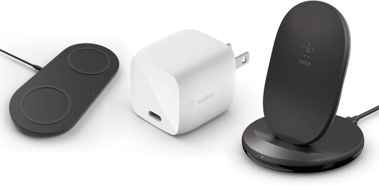 Save 20% on Belkin wireless chargers and adapters