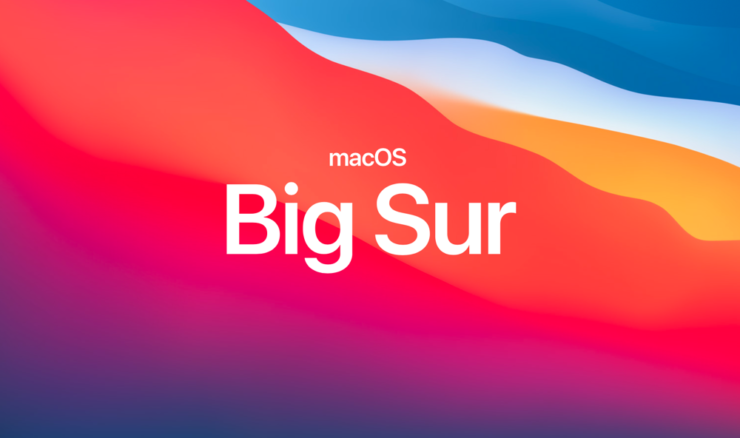 macOS Big Sur release candidate now available for developers