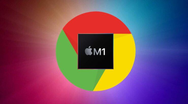 Chrome for Apple M1 silicon chrome 87