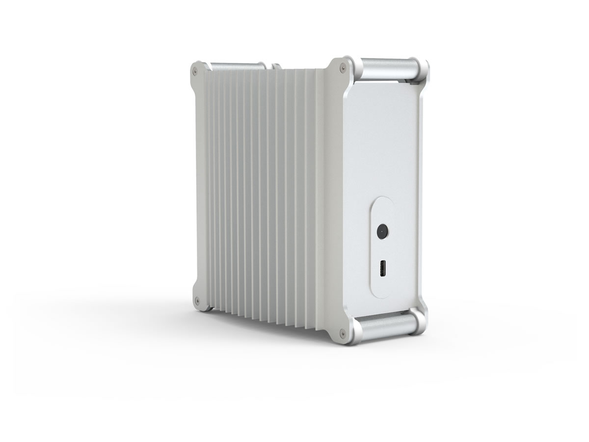 Streacom Announces the DB1 Fanless PC Chassis