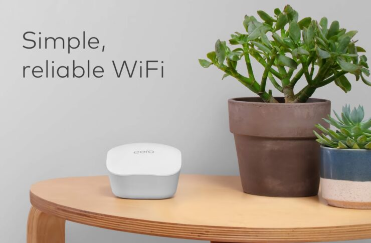 Eero mesh Wi-Fi system on sale for Black Friday