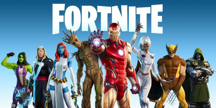 Fortnite Next-Gen