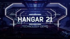 Hangar 21 Technology Demo