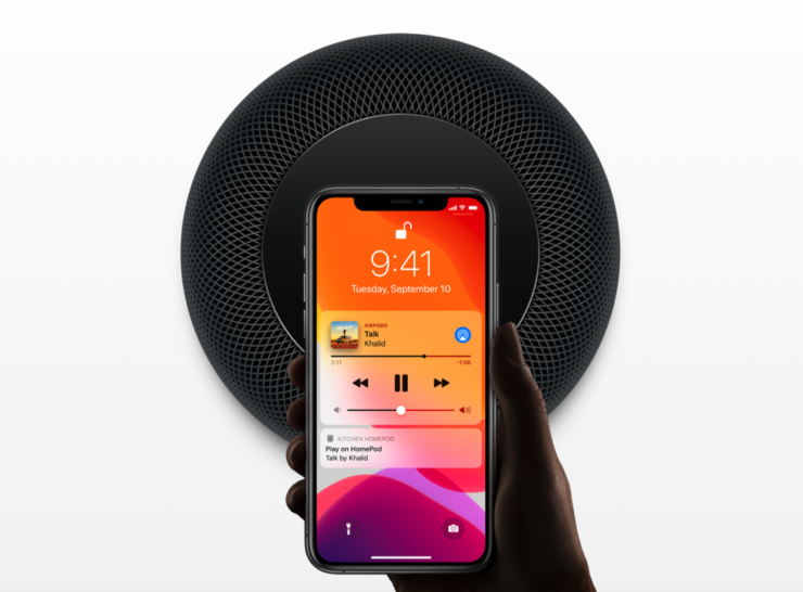 HomePod 14.2 update now available for download