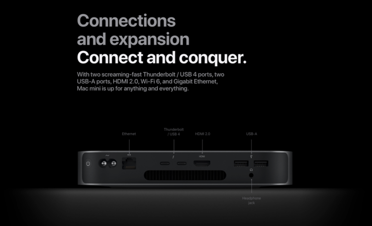 New M1 Mac mini cannot be upgraded to 10Gb Ethernet