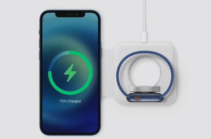 Apple MagSafe Duo Charger Won't Charge iPhone 12 at Full 15W