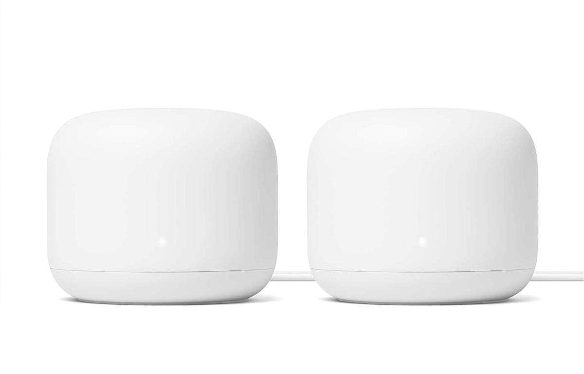 Pay just $219 for Nest Wifi two-pack this Black Friday 2020