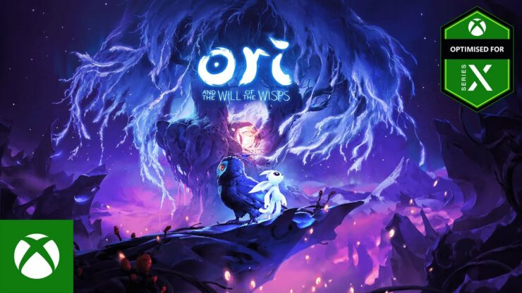 ori and the will of the wisps xbox series x 6k