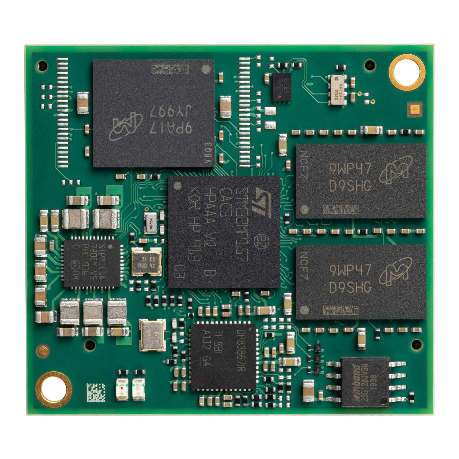phycore-stm32mp15x-top