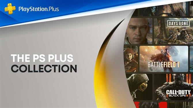 Ps5 Ps Plus Collection How To Claim And Access Your Games