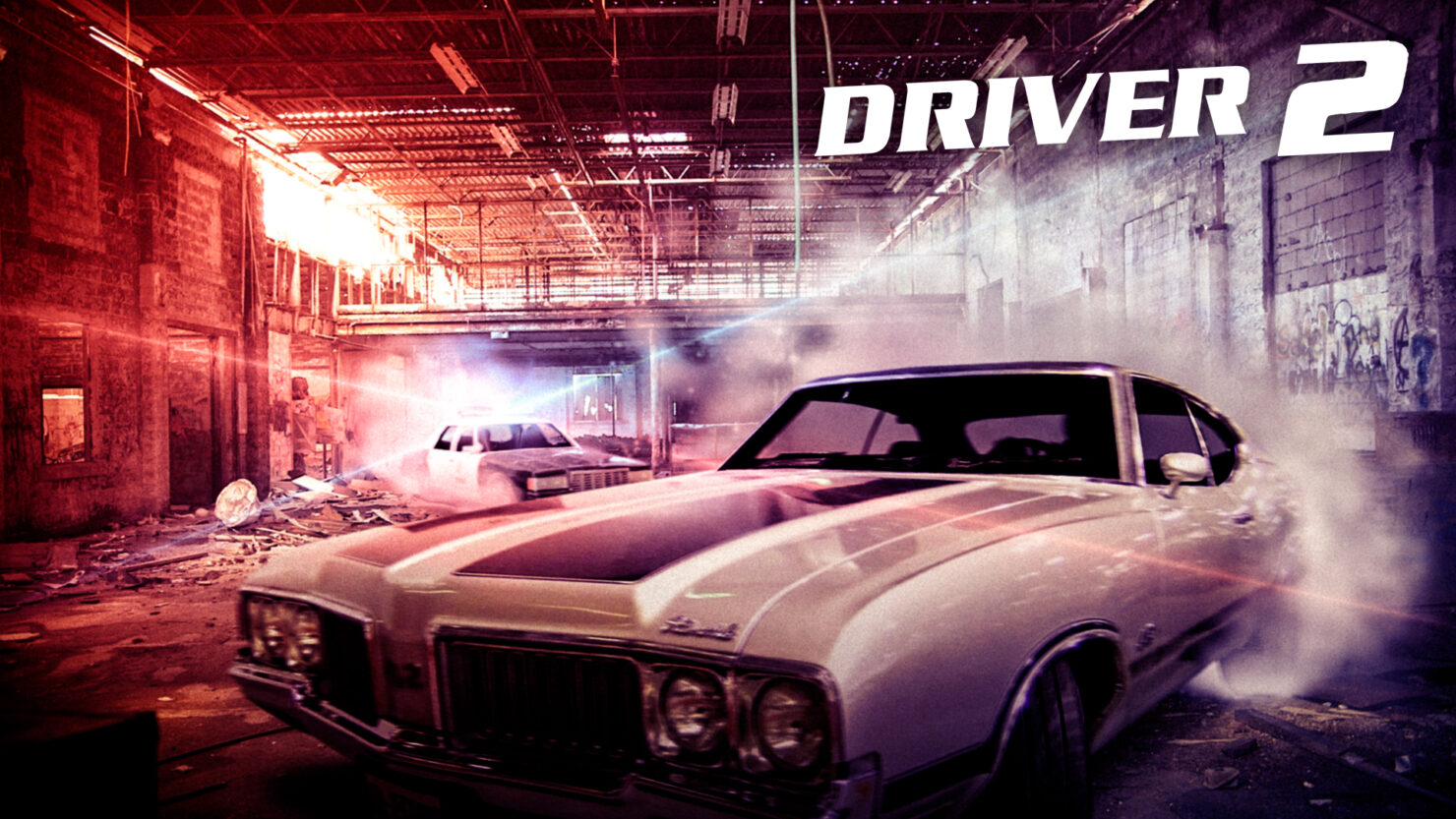 redriver 2 driver 2