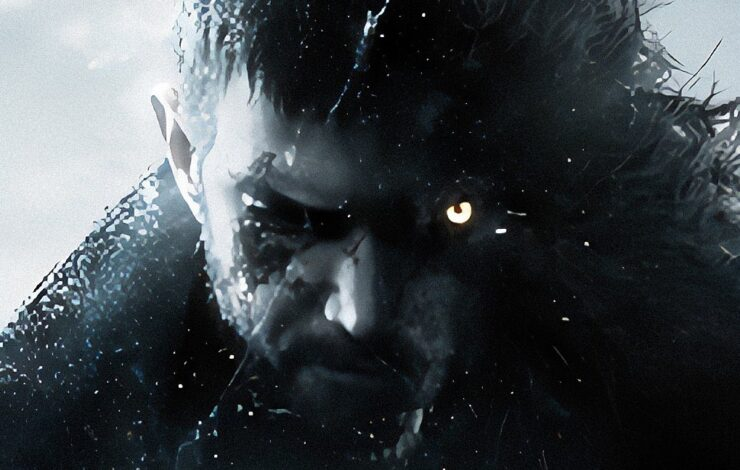 resident evil village werewolf chris redfield