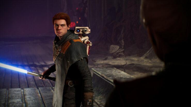 Star Wars Jedi: Fallen Order EA Play Live