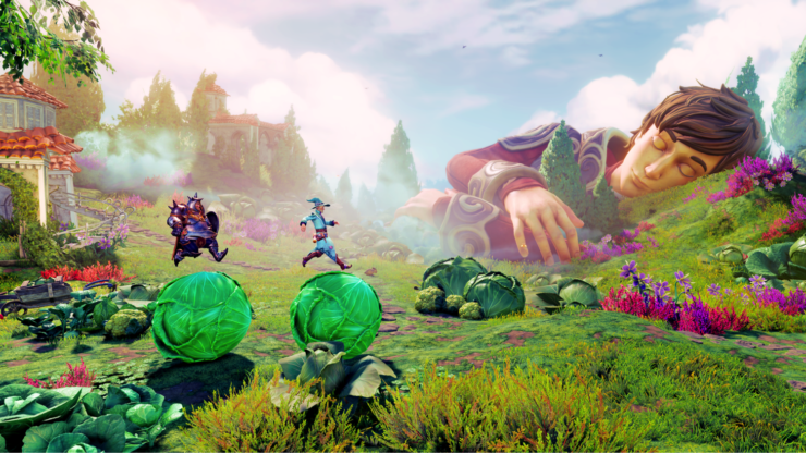 Trine 4: The Nightmare Prince DLC 'Melody of Mystery'