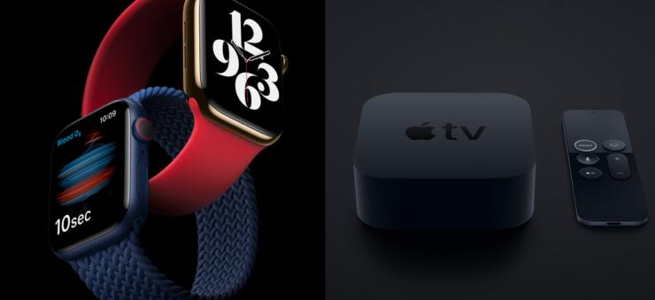 Download watchOS 7.1 and tvOS 14.2 updates
