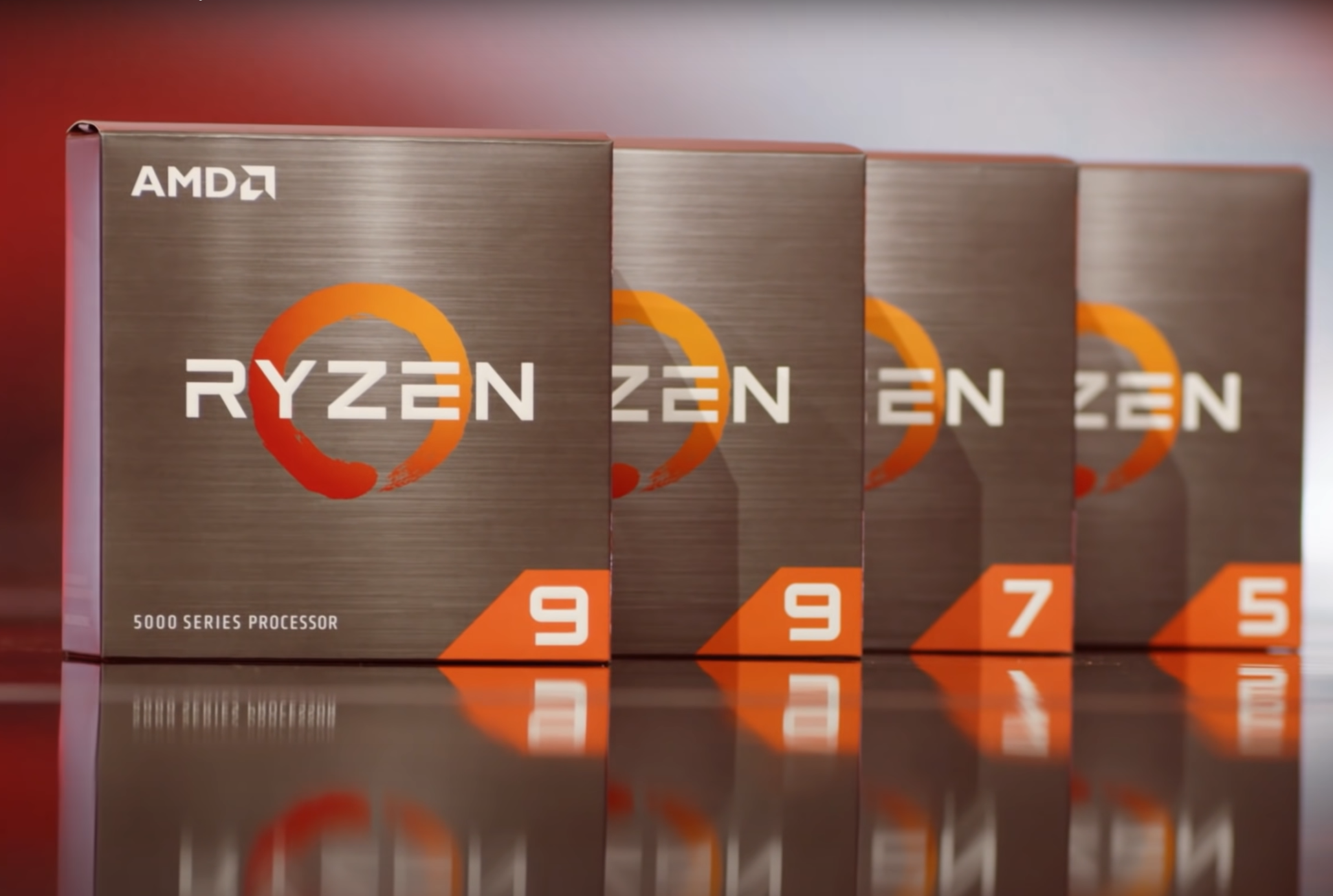 AMD Mempersiapkan Ryzen 9 5900 12 Core & Ryzen 7 5800 8 Core 'Zen 3' 65W Desktop CPU