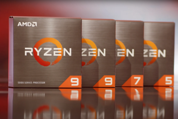 AMD Ryzen 5000 Desktop CPU Supply & Availability Reportedly Getting Better This Quarter