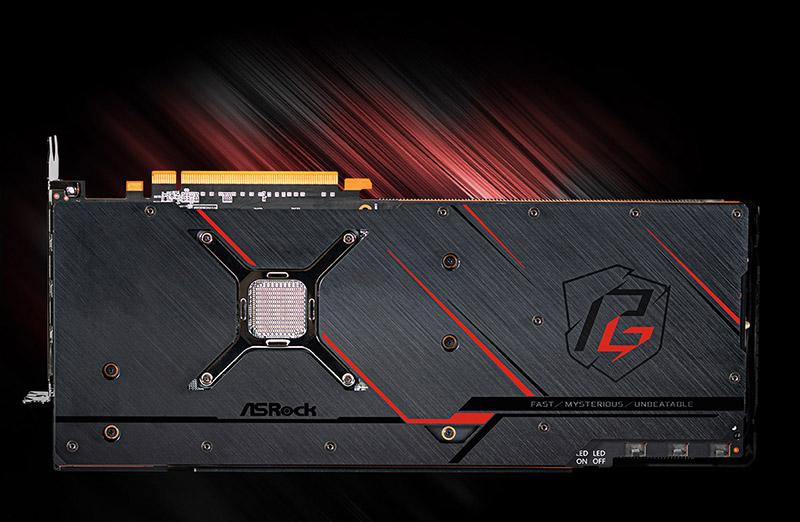 ASRock Mengungkap Radeon RX 6900 XT Phantom Gaming D Custom Graphics Card