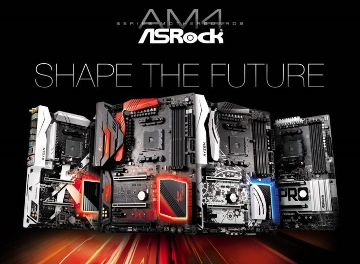ASRock X370, B350, A320 Motherboards With AMD Ryzen 5000 Desktop CPU Support