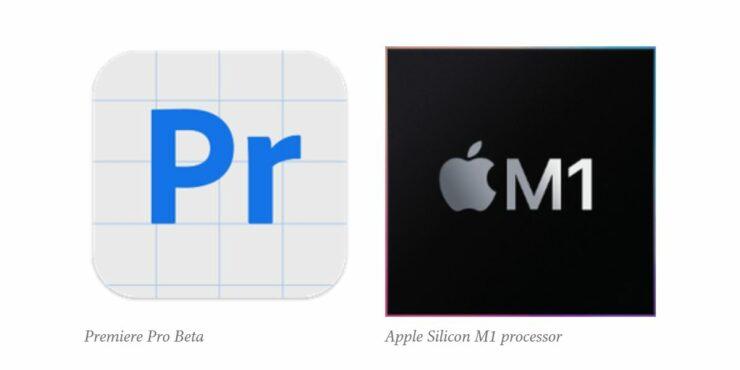 Adobe Premiere Pro M1 Support