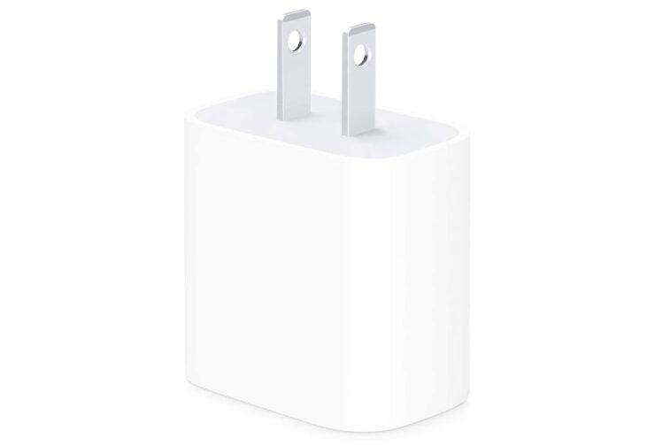 Apple USB-C 20W power adapter on sale for just $16.99