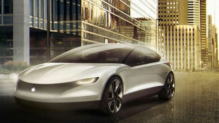 Apple Car Launch