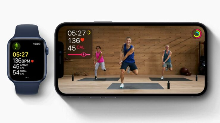 Apple Fitness+ Sign Up 6